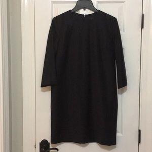 Wool COS shift dress size 6